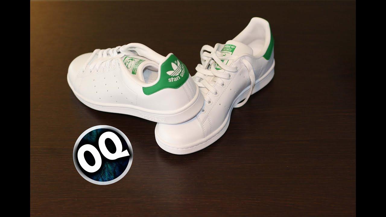 more photos 4a807 a90ef Adidas Originals - Stan Smith   White   Green