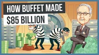 Here is How Warren Buffett Made 85 Billion Dollars