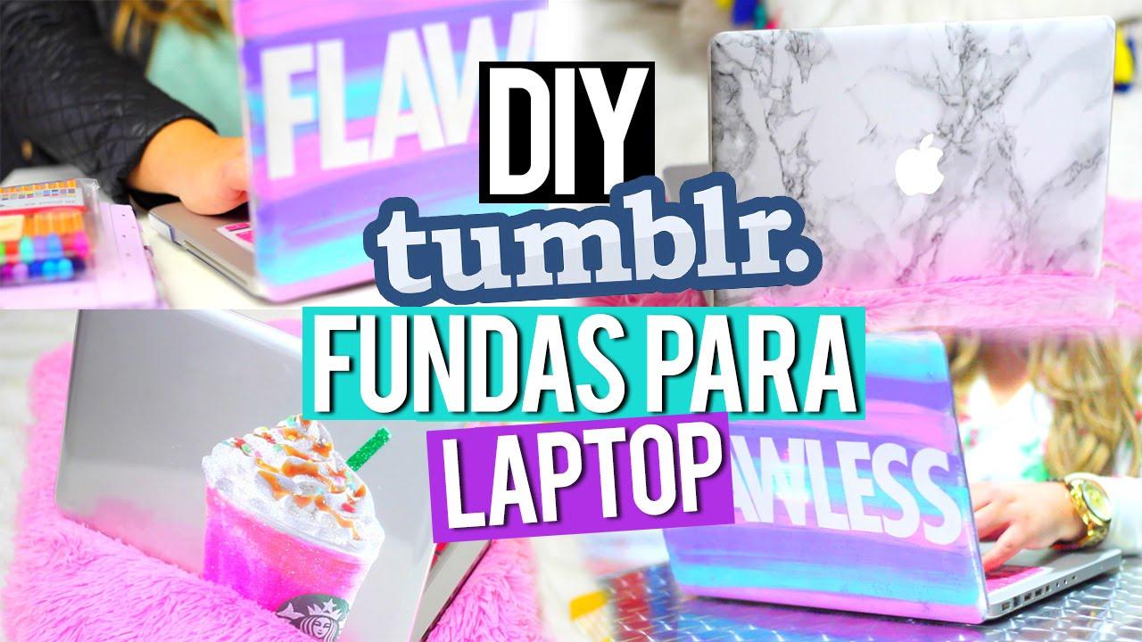 Haz tus propias fundas para laptop diy youtube - Como hacer unas fundas para el sofa ...