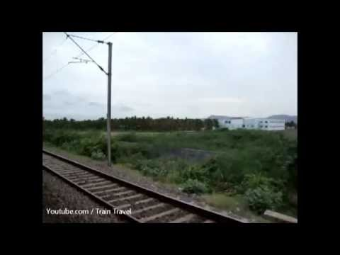 High Speed Train In India Travel from Chennai to Bangalore