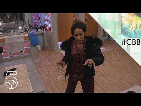 Malika brands Rachel a hater  Day 16  Celebrity Big Brother 2018