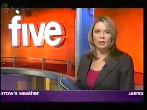 Channel 5 News 9/1/2007 (VHS Capture)