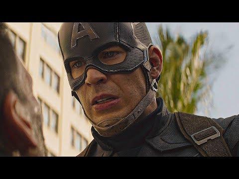 Капитан Америка против Кроссбоунса. Первый мститель: Противостояние. 2016