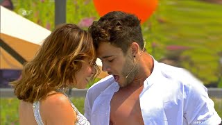 Luca Hänni & Christina Luft - Diamant - | ZDF-Fernsehgarten, 21.06.2020