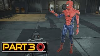Spider-man Homecoming Story Gameplay Part 3 - The Amazing Spider-man Mod