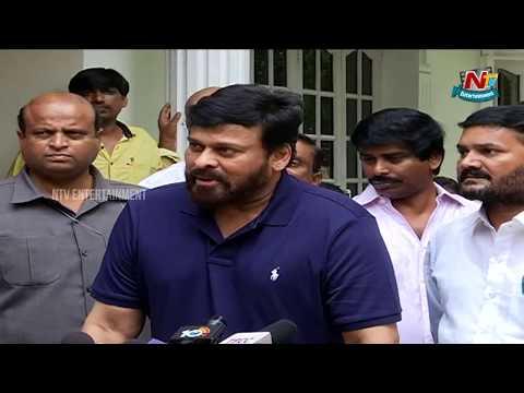 Celebrities Pay Condolences To Madala Ranga Rao  Chiranjeevi Pay Condolence To Madala Ranga Rao