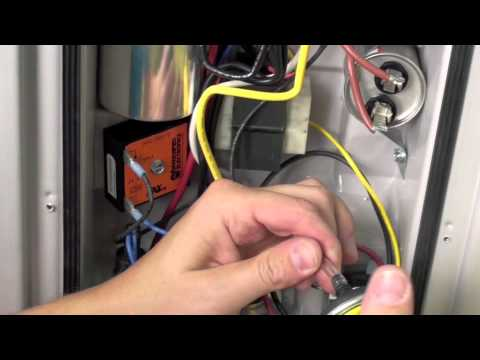 Heat Siphon Svc Video Replace Water Pressure Switch Youtube