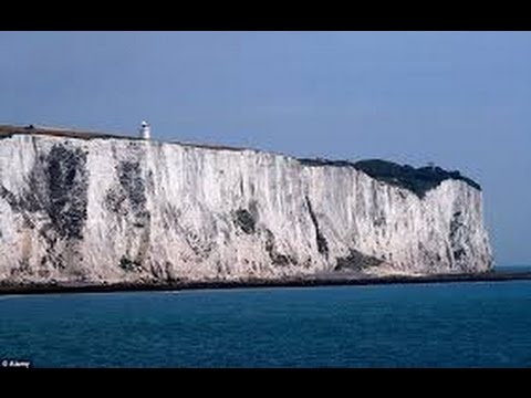 WHITE CLIFFS of DOVER England