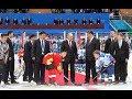 Путин в Китае: награждение орденом, поездка на поезде, хоккей