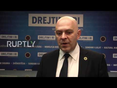 Serbia: Haradinaj arrest condemned by Alliance for the Future of Kosovo VP