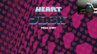 Heart And Slash Demo Gameplay | Robotic Love Rage