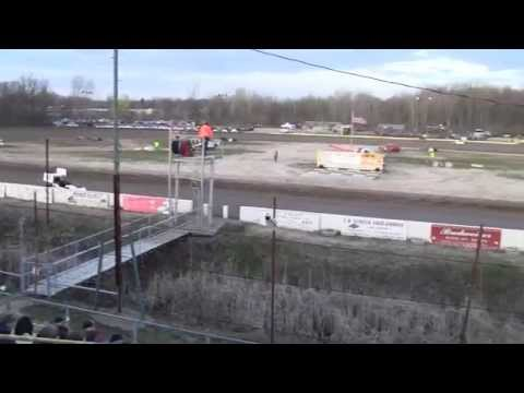 M.O.R.A Racing - Mt Pleasant Speedway May 1st, 2015