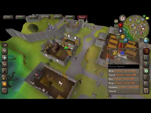 Where To Repair Barrows Armour Osrs Youtube