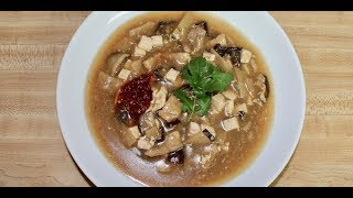 Hot and Sour Soup with Michael's Home Cooking
