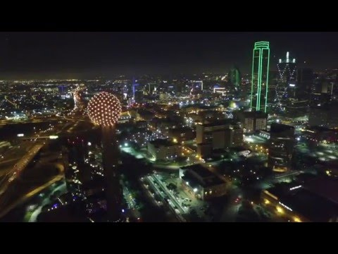 Dallas,Texas (Downtown) DJI Phantom 3 Standard