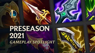 Preseason 2021 Spotlight | Gameplay - League of Legends