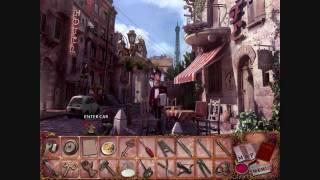 Mortimer Beckett and the Crimson Thief Part 1 - Paris (gameplay)