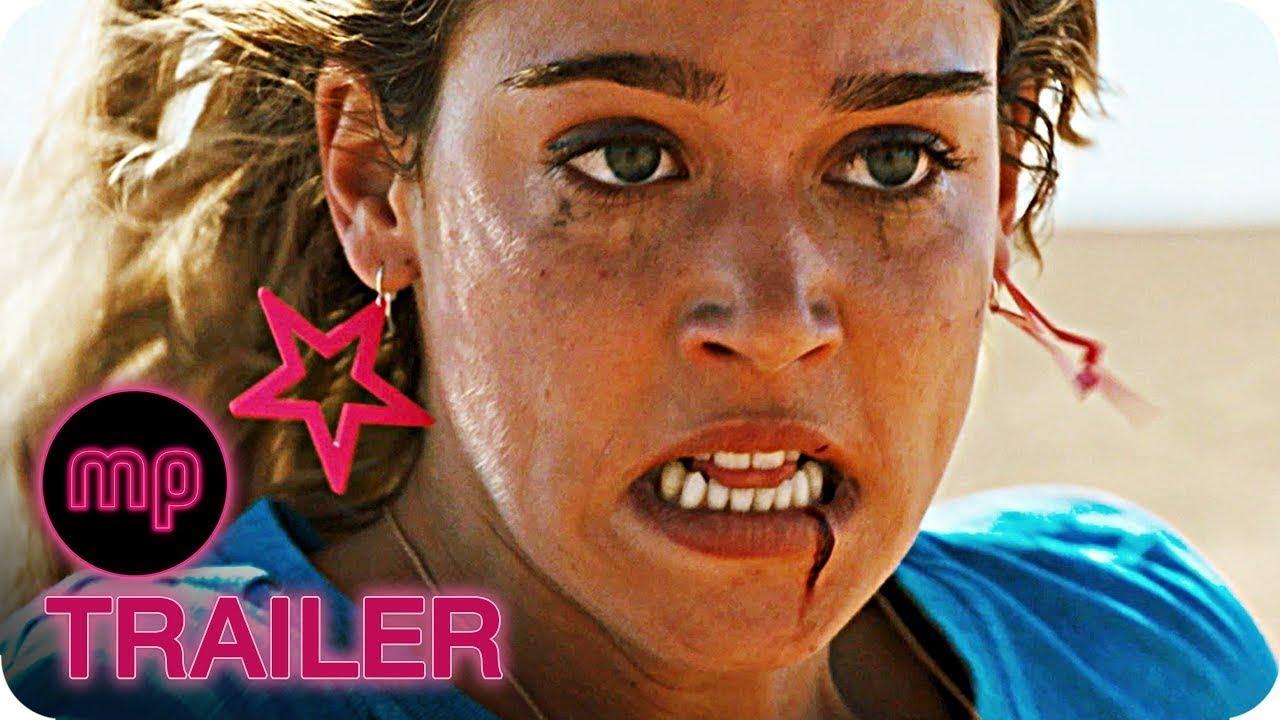 Revenge Trailer Deutsch