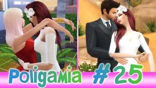 """SIMS 4 - Tengo marido y mujer! Poligamia - Ep 25 Segunda temporada """"A trabajar"""""""