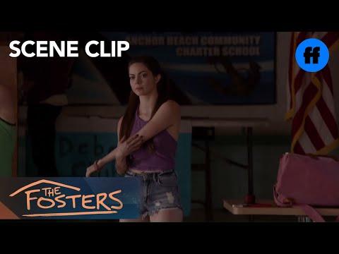 The Fosters  Season 2, Episode 4: Hayley & Jesus  Freeform