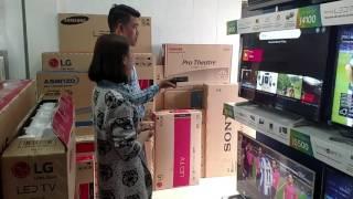 Hướng dẫn xem truyền hình qua wifi trên tivi LG