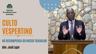 Culto Vespertino (21/06/2020) - Igreja Presbiteriana Itatiaia