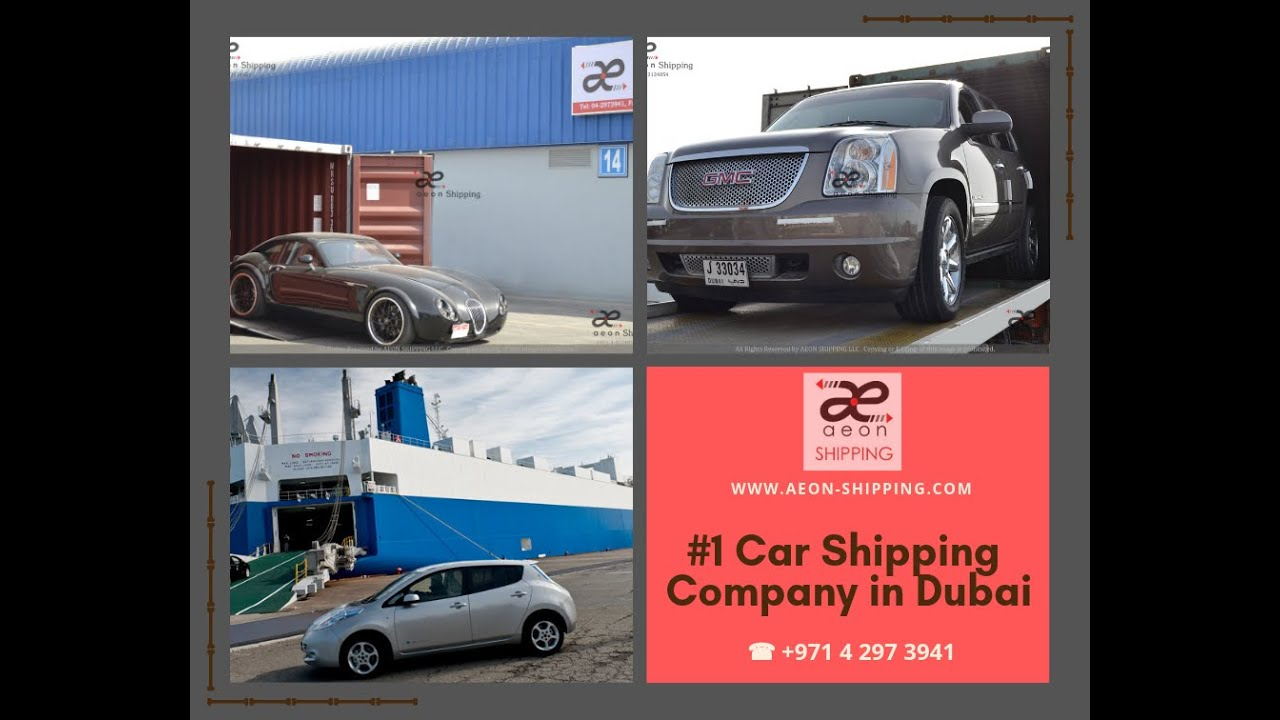 Need to Ship My Car from Dubai? Best Car Shipping Servicess from Dubai, UAE  to Worldwide