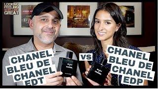 Chanel Bleu De Chanel Eau De Parfum (EDP) vs Chanel Bleu De Chanel Eau De Toilette (EDT) | REVIEW