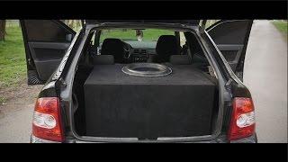 Обзор громкой Приоры🔊 (bonus - заезд с Opel Astra GTC🏁🏁🏁)