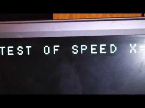 STM32 VGA Color Test 1