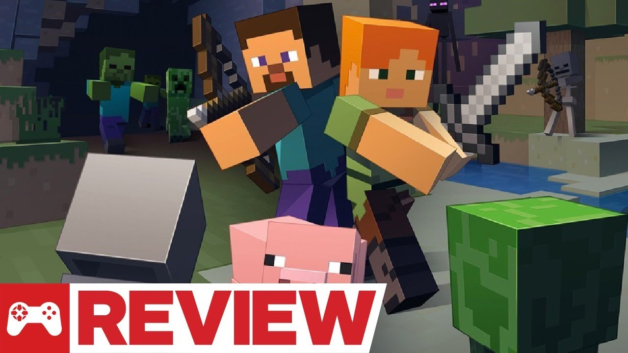 Minecraft New Nintendo DS Edition Review YouTube - Minecraft spiele youtube