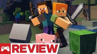 Minecraft: New Nintendo 3DS Edition Review (Video Game Video Review)