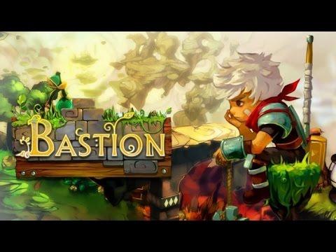 Обзор игры: Bastion (2011) (Бастион).