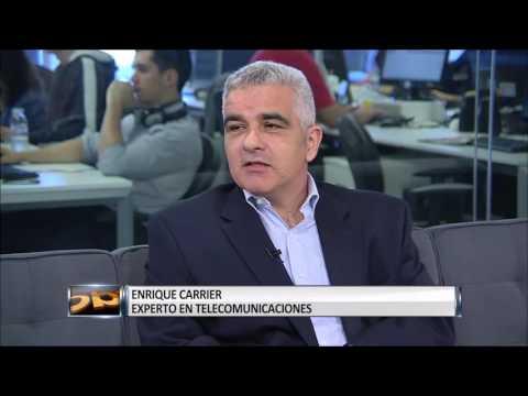 Enrique Carrier analiza la venta de Telecom Argentina HD