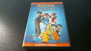 pokemon advanced the complete collection   includes original box sets
