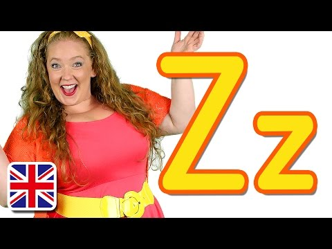 The Letter Z Song (UK