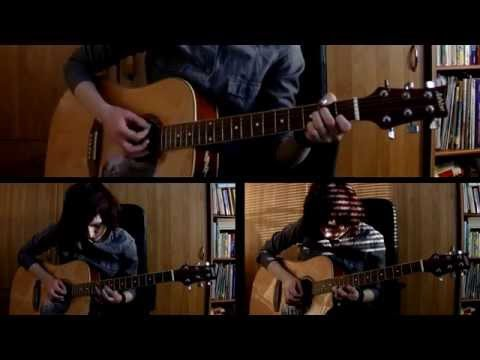 Life Is Strange - The Sense Of Me, Spanish Sahara - Music From the Game (acoustic guitar covers)