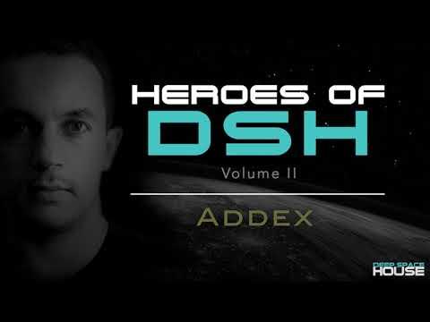 Heroes of Deep Space House Volume 2: Addex | Atmospheric Deep House | 2017