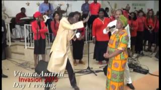 #Apostle Johnson Suleman (Prof) #A Time To Kill #1of2 #Vienna, Austria Invasion 2015