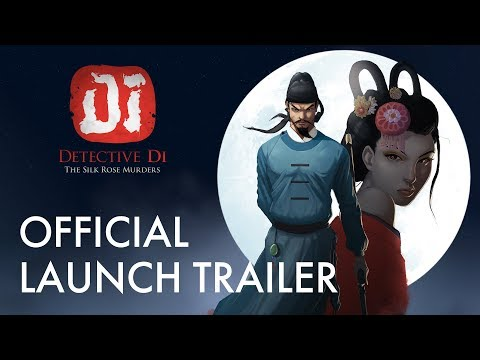 d58d2ffee8d55 Detective Di  The Silk Rose Murders - Official Launch Trailer