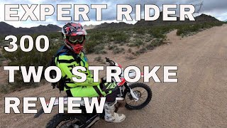 Beta 300 RR Enduro 2019 Review and Ride by Expert Rider Curry Smythe