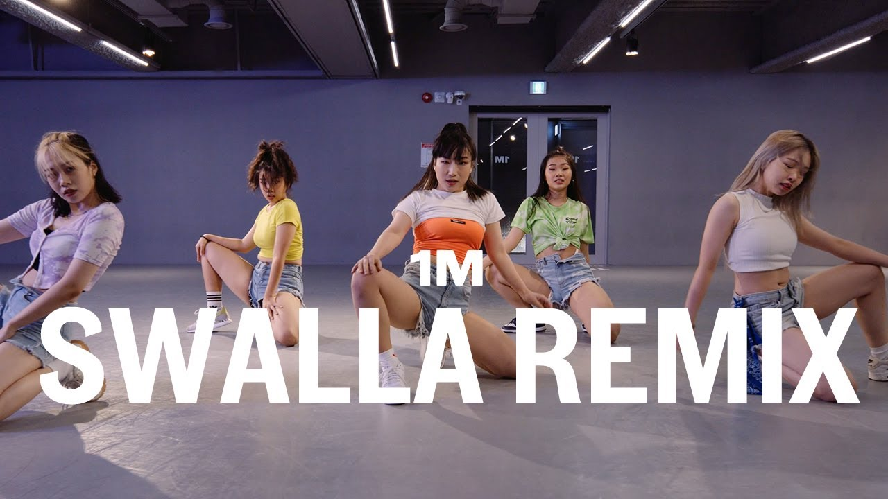 Jason Derulo - Swalla Remix / Jiwon Jung Choreography