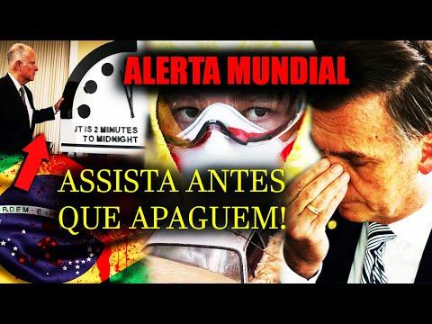 ALERTA: Veja o que estão escondendo de você e está acontecendo no Brasil e no Mundo - Sinais do Fim