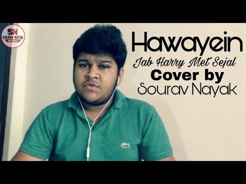 Le Jaye Jane Kahan Hawayein    Jab Harry Met Sejal    Unplugged    Cover    by Sourav Nayak