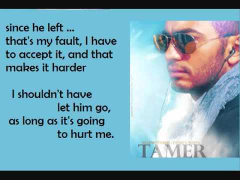 Tamer Hosny ft. Karim Mohsen - Mabansash