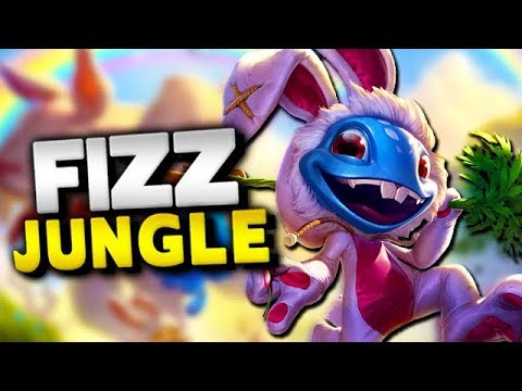How to Play Fizz Jungle! - League of Legends