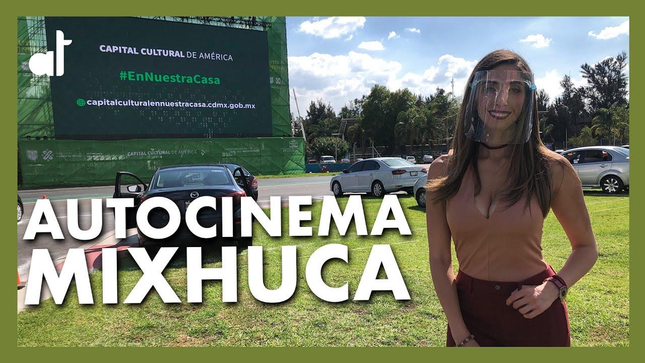 AUTOCINEMA Mixhuca CDMX 2020 / Ale Toledano