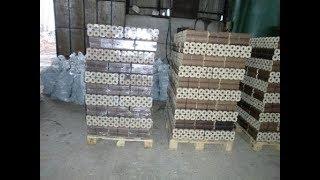 Экобрик.Реализованные проекты на базе прессов топливных брикетов ПТБ