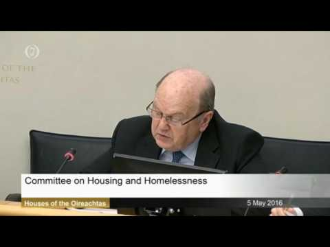 Discussions With The Finance Minister Michael Noonan Part 1