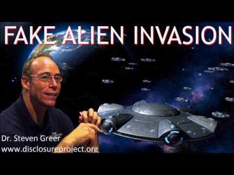 FAKE ALIEN INVASION! (Ft. Dr. Steven Greer)